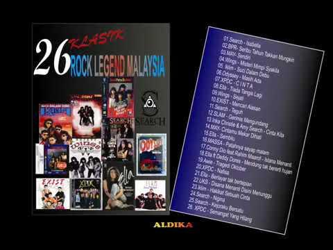 26 KLASIK ROCK LEGEND MALAYSIA 90AN