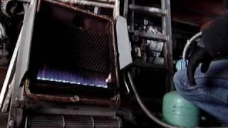 Grzejnik gazowy wewnętrzny 4,2 KW