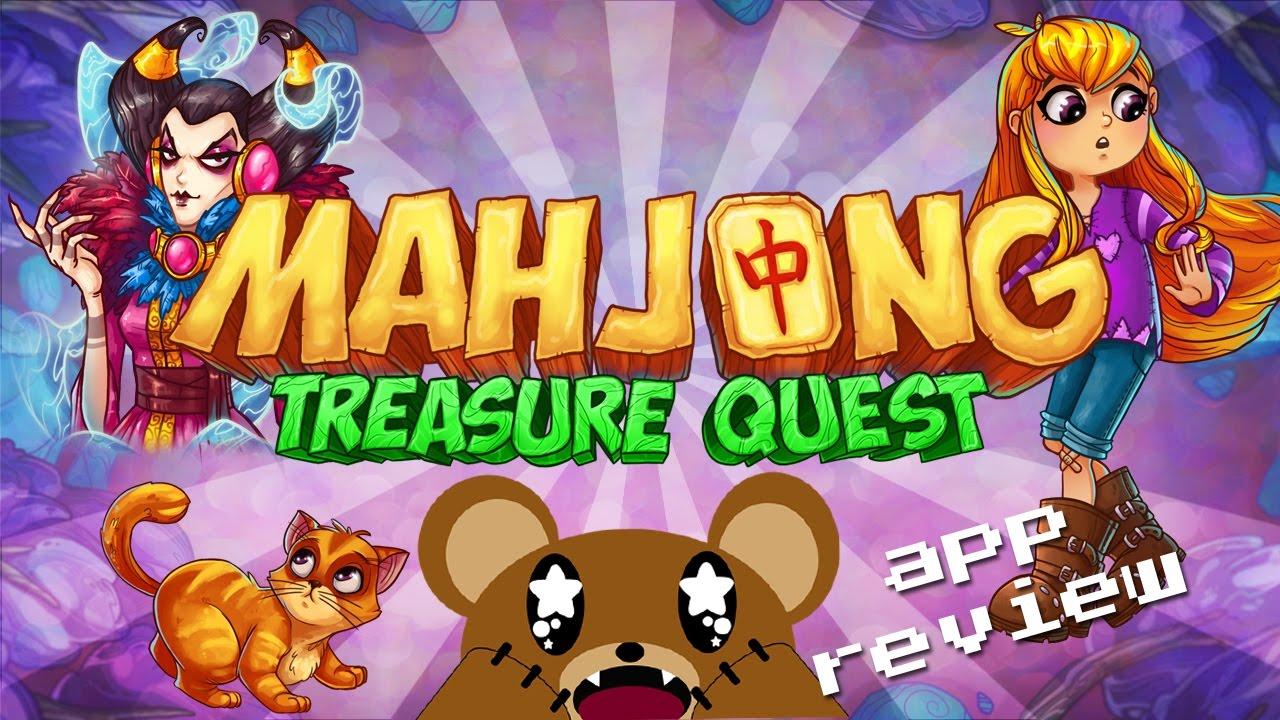 Echo App Review!! | Mahjong Treasure Quest