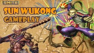 "SMITE Sun Wukong - ""Monkey Business"""