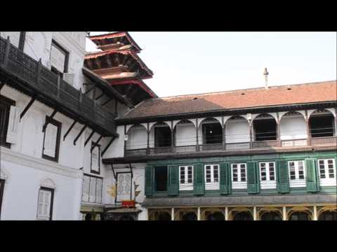 Hanuman dhokha : The old royal palace at kathamdu durbar square, Nepal