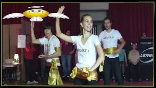 Gambar cover Allez  ! Levez les mains en l'air - Magic System - Dance Choreography Fitness  Roller skating Fever