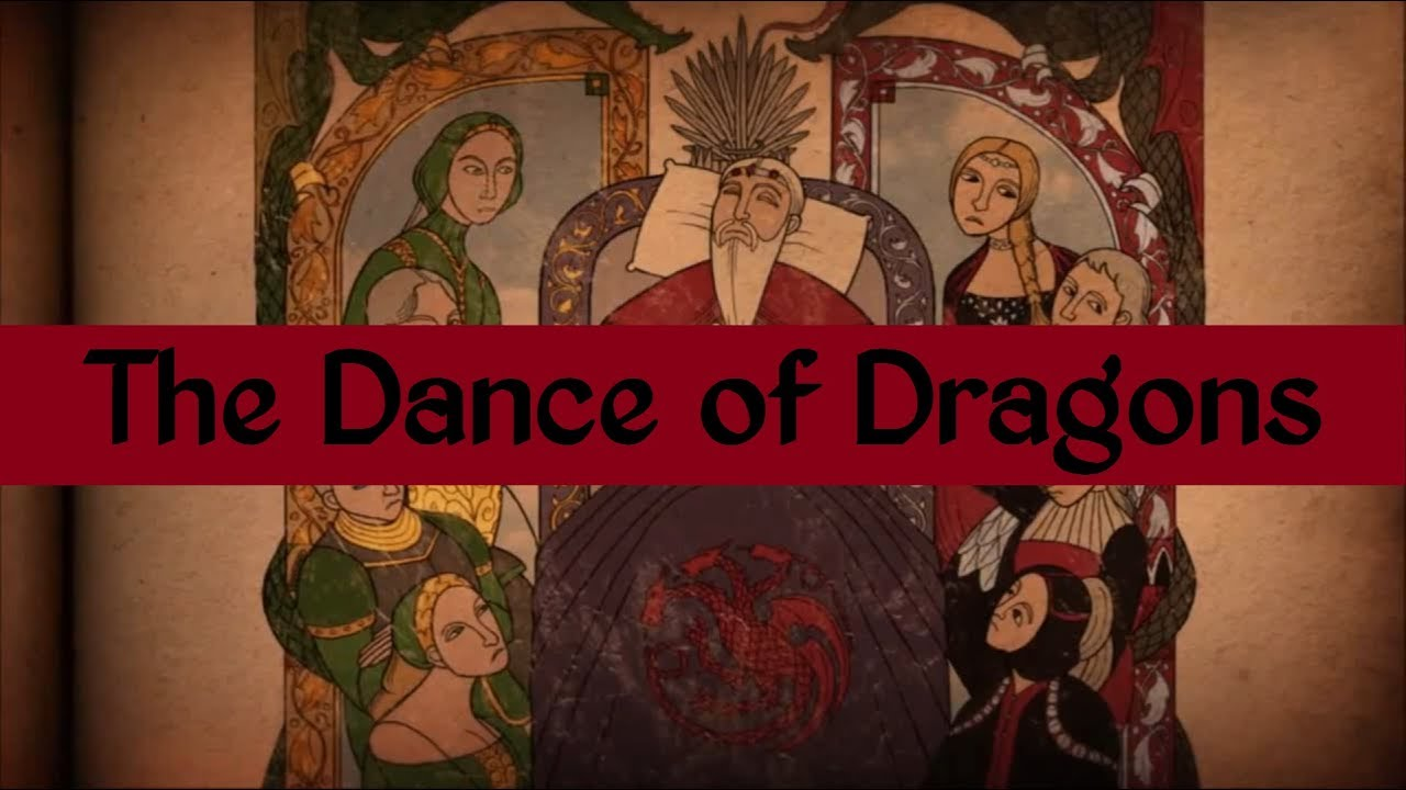The Targaryen Civil War: The Dance of Dragons - YouTube