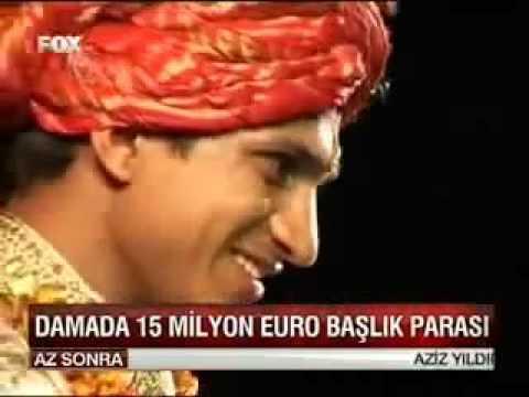 Hintli Damada 10 Milyon Euro Başlık Parası,