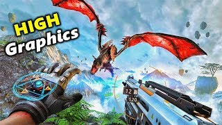 Top 5 High Graphics Games For Android/iOS 2020 | High Graphics Games (Offline/Online)
