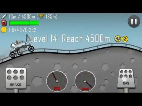 Игра Hill Climb Racing онлайн Игра Hill Climb Racing