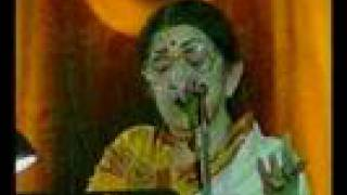 Lata Mangeshkar - Medley Part 1 of 2 (Live Performance)