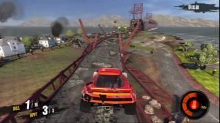 MotorStorm: Apocalypse Gameplay Part 1/2 [HD]