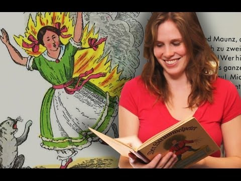 Thumbnail: Americans Try To Interpret German Nursery Rhymes
