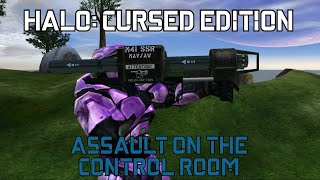 Halo: Cursed Edition - Assault on the Control Room