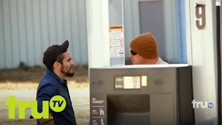 Lizard Lick Towing - Repo Man Stares Down Death