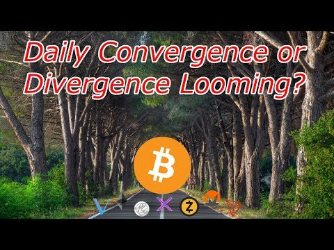 Bitcoin : Will BTC Form Daily Divergence or Convergence? Episode 594 – Crypto Technical Analysis