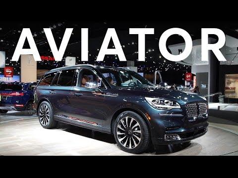 2019 Detroit Auto Show: 2020 Lincoln Aviator | Consumer Reports