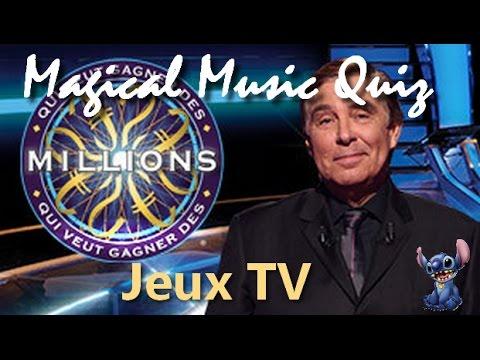 Magical Music Quiz Spécial Jeux TV