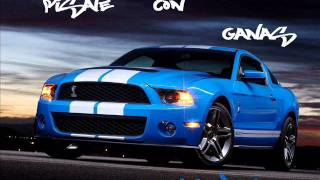 FORD MUSTANG SHELBY GT500 Commercial-Remix By SHELBYDJ500.wmv