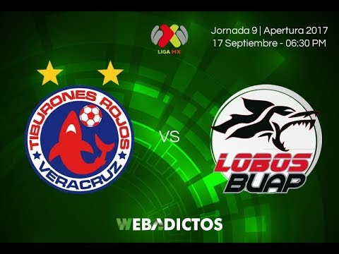 VERACRUZ VS LOBOS BUAP FECHA 9 LIGA BANCOMER MX 2017 liga mx pronostico