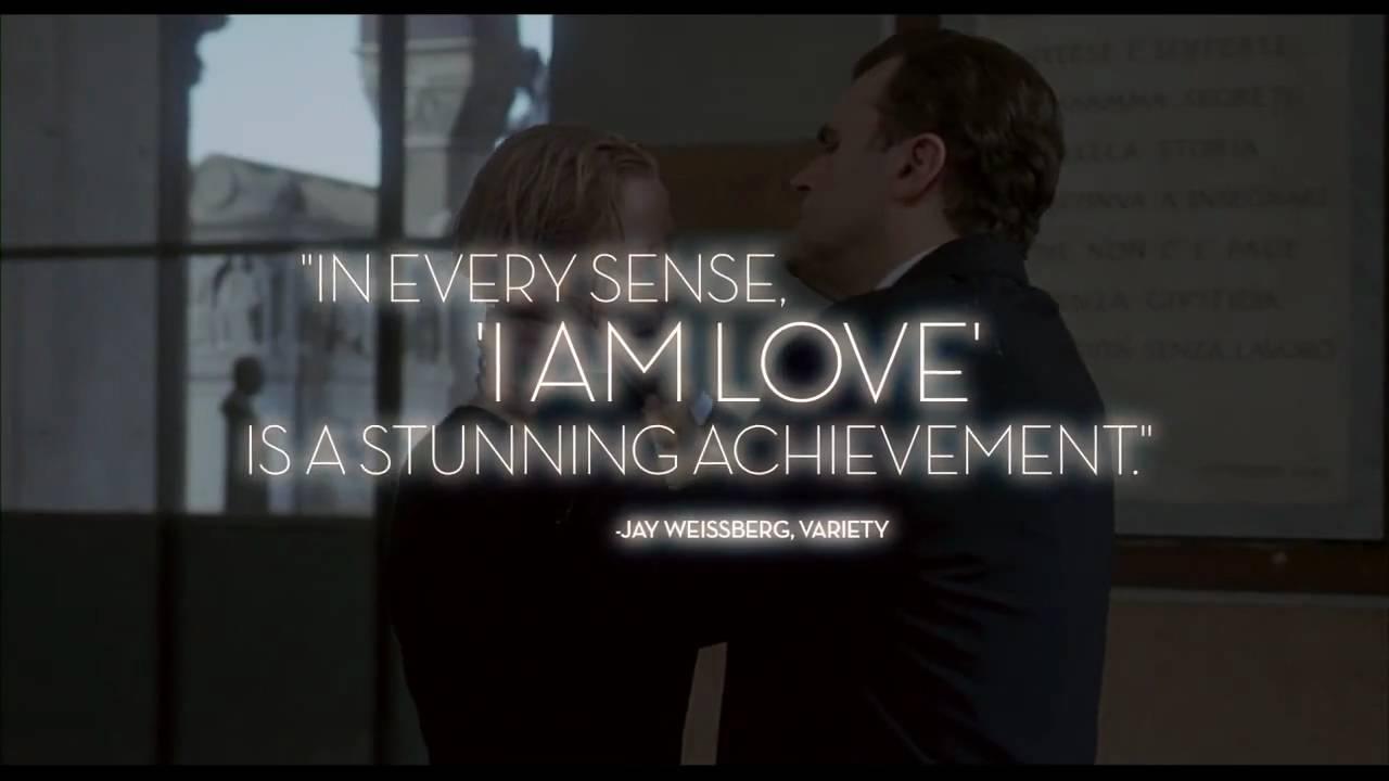 I Am Love (Official Movie Site) - Starring Tilda Swinton