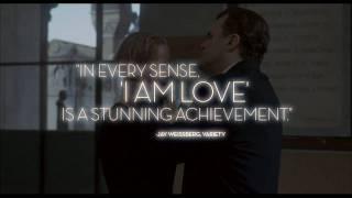 I Am Love HD Trailer Exclusive Starring Tilda Swinton