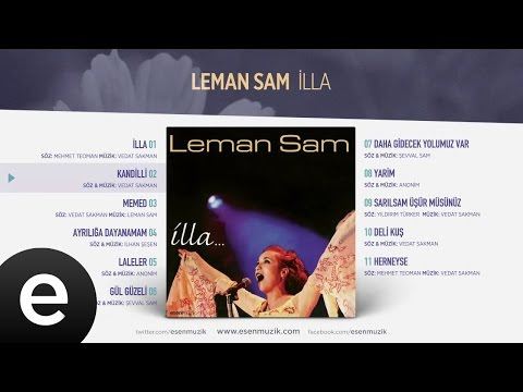 Kandilli (Leman Sam) Official Audio #kandilli #lemansam - Esen Müzik