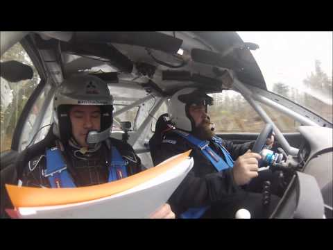 LSPR 2013 SS10 Baraga Plains - Relentless Rally Team #267