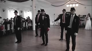 Pierwszy taniec Renaty & Krzysztofa. Mega kombinacja