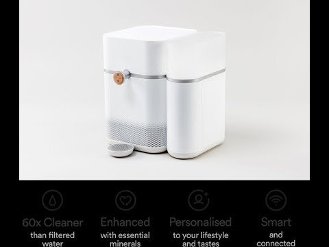 Mitte : Create your own mineral water, just like nature ( Create healthy water )