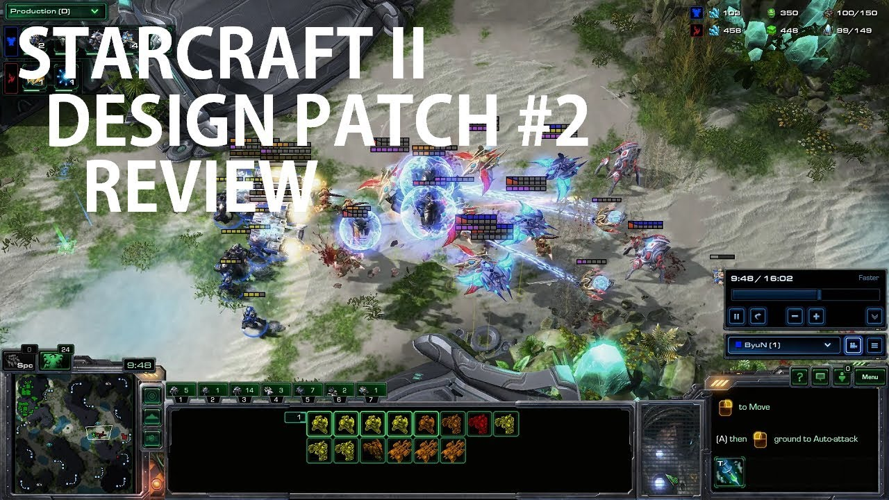 StarCraft II Design Patch #2 Review