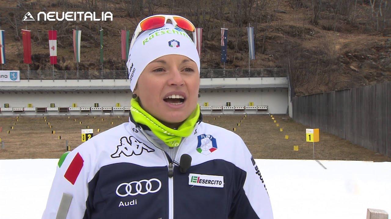 Biathlon - val ridanna - karin oberhofer