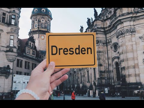 DRESDEN, GERMANY FOR THE DAY!