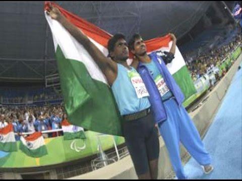 Rio Paralympics 2016: India's Mariyappan Thangavelu creates history by winning gold
