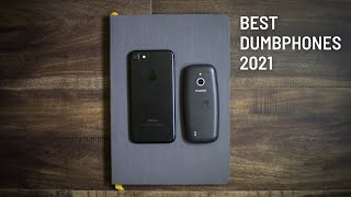 Best Dumbphones For Digital Minimalism 2021