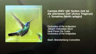 Cantata BWV 106
