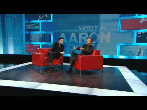 Bank Robberies And Borrowed Rent: Aaron Paul's Difficult Path To Success