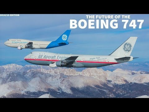 The FUTURE of the BOEING 747