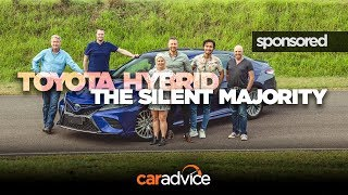 Toyota Hybrid: The silent majority [sponsored]