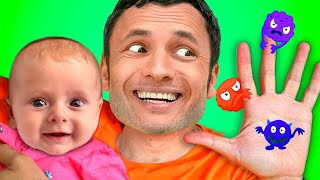 Science Song for kids with Maya and Little Baby Mary