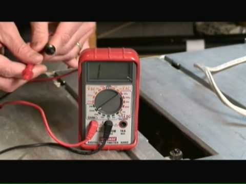 Electrical Circuit Testers Video