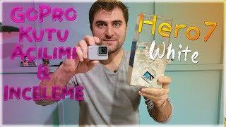 Go Pro HERO 7 White Kutu Açılımı ve İncelemesi