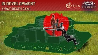 Repeat youtube video War Thunder - In Development: X-Ray Death Cam