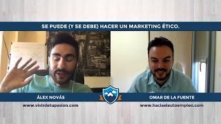 Entrevista con Alex Novas