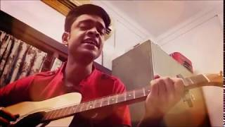 Mone Pore Ruby Roy | Acoustic Guitar Improvised Version | Cover | Rimon |