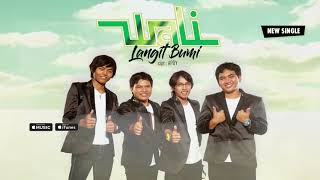 Wali - Langit Bumi (Official Video Lyrics) #lirik