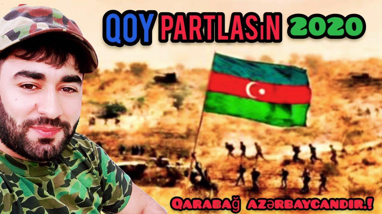 Kenan Mehrabzade Qoy Qoy Partlasin Official Adiuo 2020 Youtube