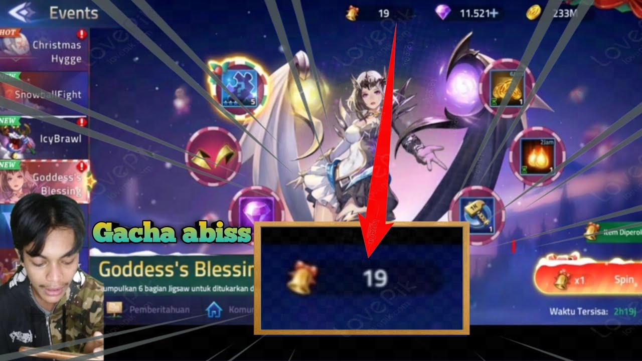 Cara Mudah Mendapatkan Hero Bintang 5 Lunox Mobile Legends Adventure Youtube