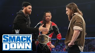 Daniel Bryan seemingly turns down offer from Nakamura and Zayn: SmackDown, Oct. 25, 2019