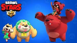 Brawl Stars - Gameplay Walkthrough Part 124 - Shiba Nita vs Nita (iOS, Android)