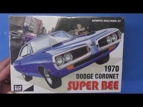 Sprue Review MPC 1/25 Dodge Coronet Super Bee