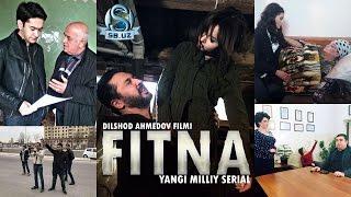 'Fitna' serialining suratga olish jarayonidan fotoreportaj!