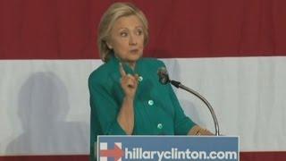 Hillary's Big Haul: Clinton Raises Record $45 Million