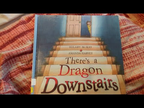 AR Books For You: There's A Dragon Downstairs